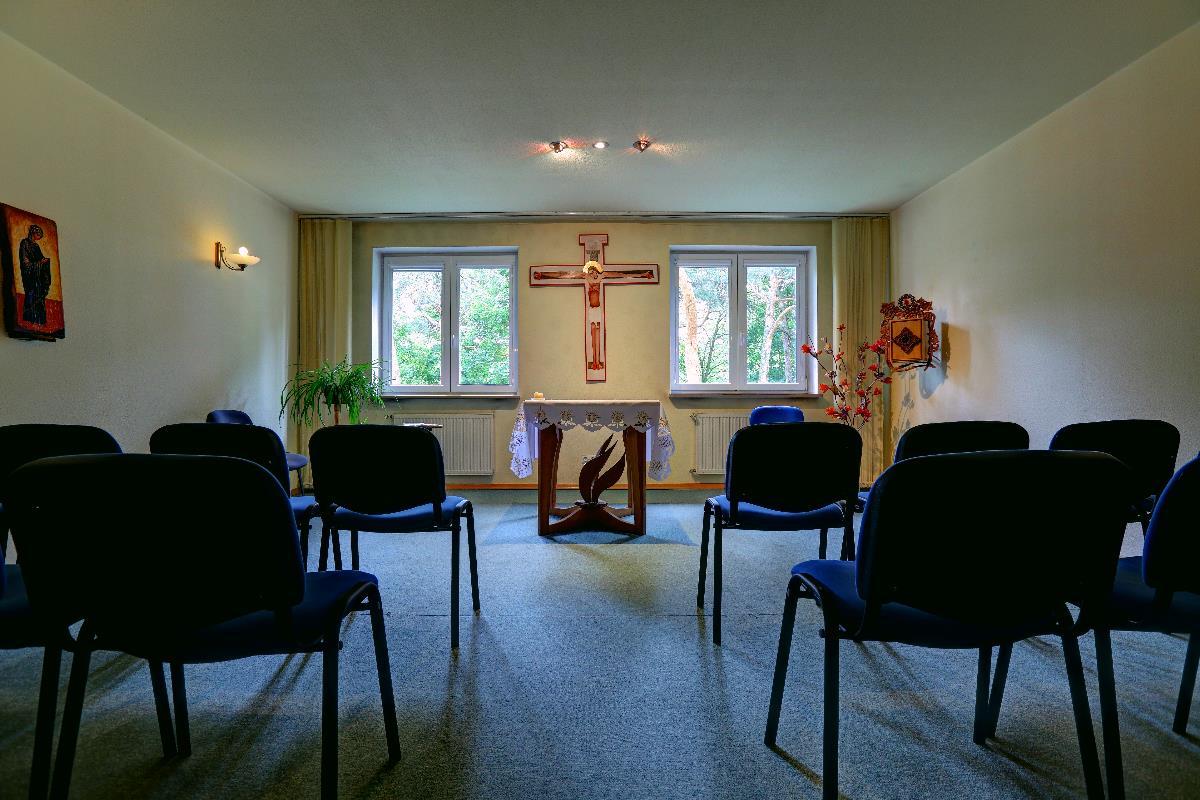 Kaplica, 1 piętro
