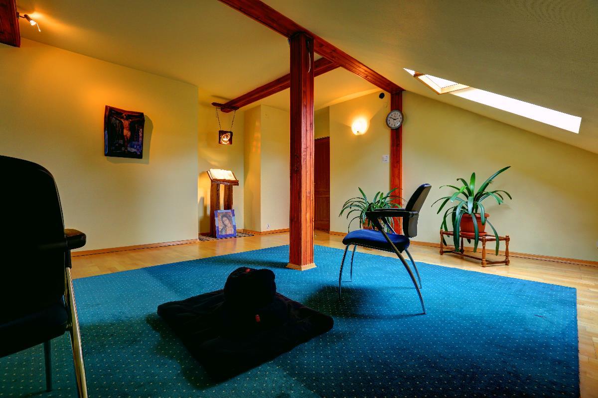 Oratorium, 2 piętro