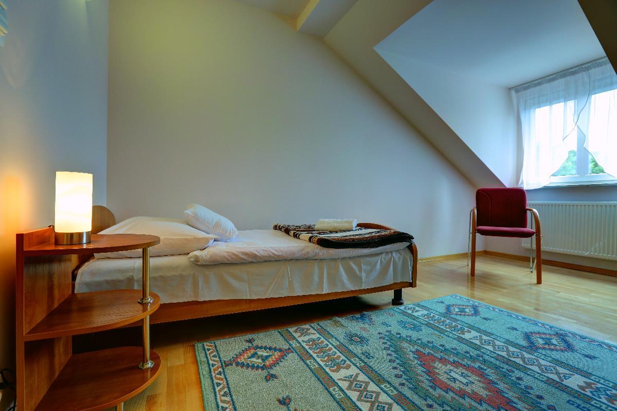Wnętrze pokoju 1.osobowego